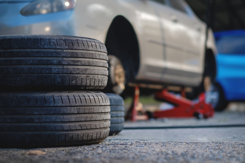 Tyre fitting & repair | East Anglia Services